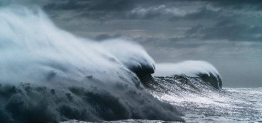 طوفان دریا