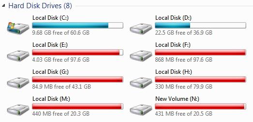 هارد دیسک کامپیوتر